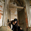 Stock fotografie: Goth girl