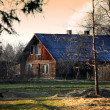 Farm house — Stock Photo