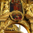 Orthodox church altar — Stock Photo
