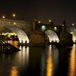 Bridge in Prague — Stock Photo #37113503