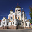 Orthodox cathedral, — Stock Photo