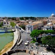 Rome with Vatican city — Stockfoto