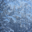 Stock Photo: Frost-work