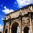 Arch of Constantine in Rome — Stock Photo #37115995