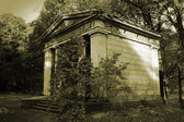 Old crypt — Stock Photo