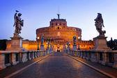 Castelo De Sant' Angelo — Stock Photo