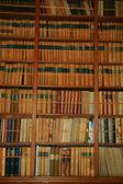 Prateleiras de livros — Foto Stock
