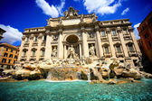 Foutain de Trevi — Stock Photo