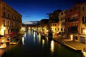 Venice in dusk — Stock Photo