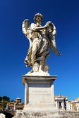 Statue of angel — Stock Photo