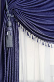 Curtain — Foto Stock