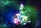 Cristmas fir tree — Stockfoto