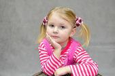 Ritratto di ragazza — Foto Stock