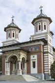 Eastern Europe orthodox church — Stock Photo