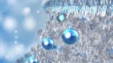 圣诞树 — 图库视频影像