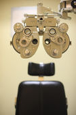Optometrists equipment — Stock Photo