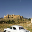 Pontiac in Crac Des Chevaliers — Stock Photo #37224401