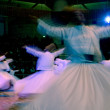 The whirling dervishes in Konya, — Stock Photo