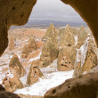 Stock Photo: Goreme, Cappadocia,