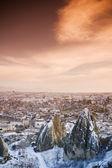 Goreme, kappadokie — Stock fotografie