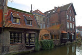 Old Houses of Bruges — Stock Photo