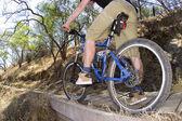 Cykla mountain — Stockfoto