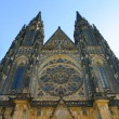 St. Vitus Cathedral — Stock Photo #37264249