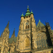 St. Vitus Cathedral — Stock Photo #37264349