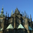 St. Vitus Cathedral — Stock Photo #37264445