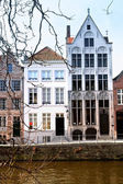 Architecture of Bruges — Stock Photo