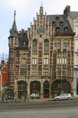 Architecture in Brussels — Foto Stock