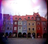 Praça do mercado velho — Foto Stock