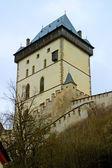 Karlstejn Castle — Stock Photo