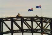 The Sydney Harbor Bridge — Stock Photo