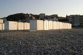 Beach Houses — Stock Photo