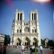 Stock Photo: The Cathedrale De Notre Dame De Paris