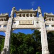 The Tian Tan Buddha — Foto de Stock   #37303831