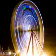 A ferris wheel — Stock Photo