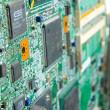 Computer board — Stock Photo