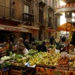 Market in Sicily — Stock Photo #37359103