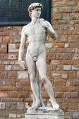 Michelangelo's David — Zdjęcie stockowe