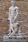 Michelangelo's David — Stock Photo