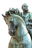 Statue of Cosimo I de' Medici — Stock Photo