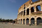 Koloseum, Rzym, Włochy. — Zdjęcie stockowe