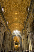 St Peter's Basilica — Stock Photo