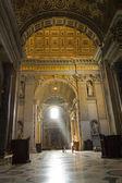 St Peter's Basilica — Stockfoto