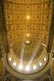 St Peter's Basilica — Stok fotoğraf