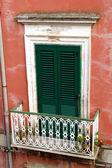 традиционные окна — Стоковое фото