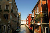 Buildings in Venice — Stock Photo