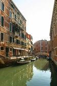 Architecture in Venice — Stock Photo